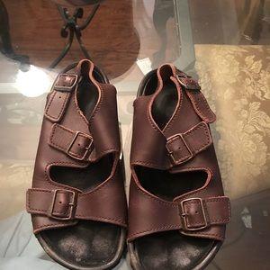 """Tatami By Birkenstock Men's """"Nebraska"""" Sandals"""